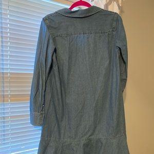 Draper James Dresses - Draper James Chambray Dress size 8